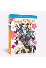 Funimation Entertainment Yamada-kun and the Seven Witches Blu-Ray/DVD