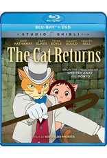Studio Ghibli/GKids Cat Returns,The Blu-Ray/DVD (GKids)