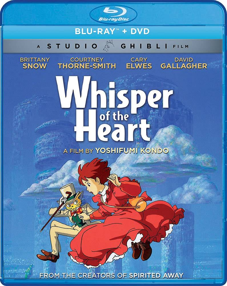 Studio Ghibli/GKids Whisper of the Heart BD/DVD (GKids)