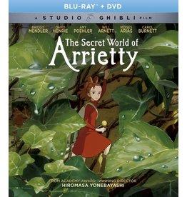 Studio Ghibli/GKids Secret World of Arrietty,The BD/DVD (GKids)