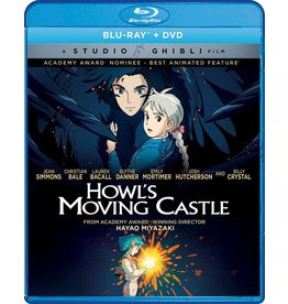 Studio Ghibli/GKids Howl's Moving Castle BD/DVD (GKids)