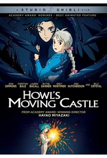 Studio Ghibli/GKids Howl's Moving Castle DVD (GKids)