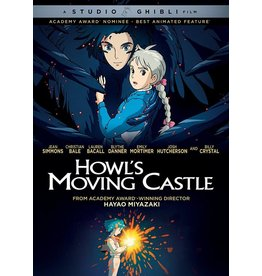 Studio Ghibli/GKids Howl's Moving Castle DVD (GKids)