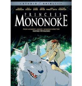 Studio Ghibli/GKids Princess Mononoke DVD (GKids)