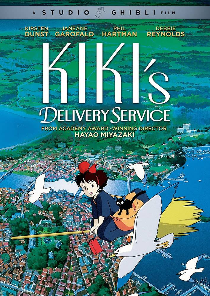 Painting From Kiki S Delivery Service Poster For Sale