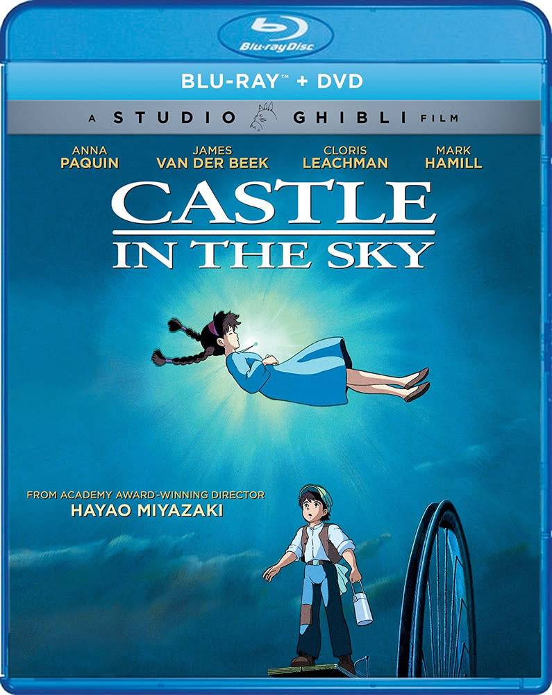 Studio Ghibli/GKids Castle in the Sky BD/DVD (GKids)