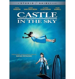 Studio Ghibli/GKids Castle in the Sky DVD (GKids)