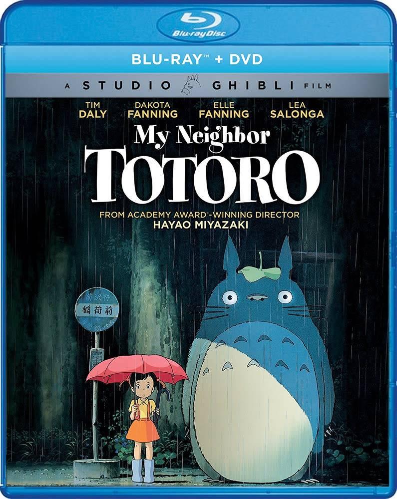 Studio Ghibli/GKids My Neighbor Totoro BD/DVD (GKids)