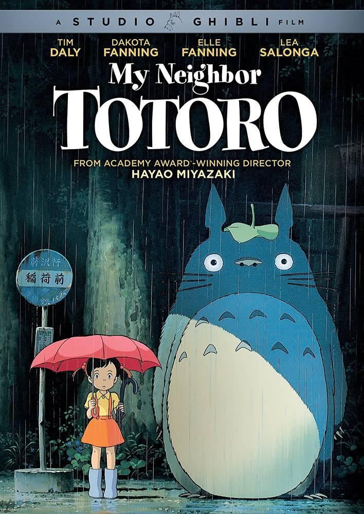 Studio Ghibli/GKids My Neighbor Totoro DVD (GKids)