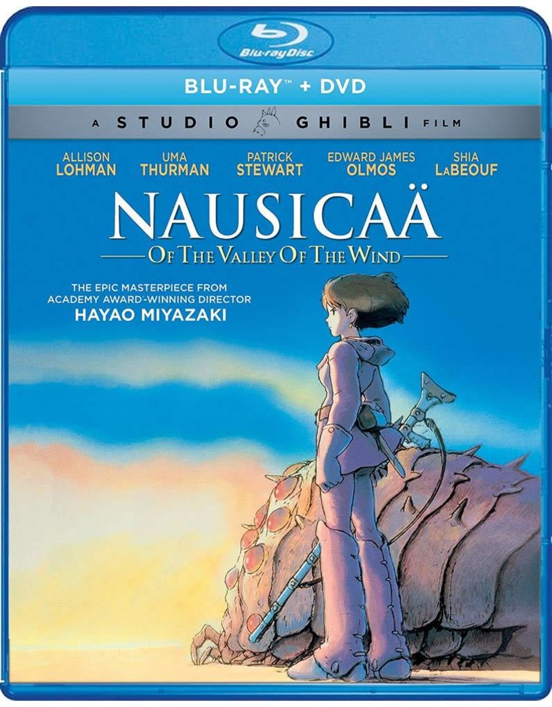 Studio Ghibli/GKids Nausicaa of the Valley of the Wind BD/DVD (GKids)