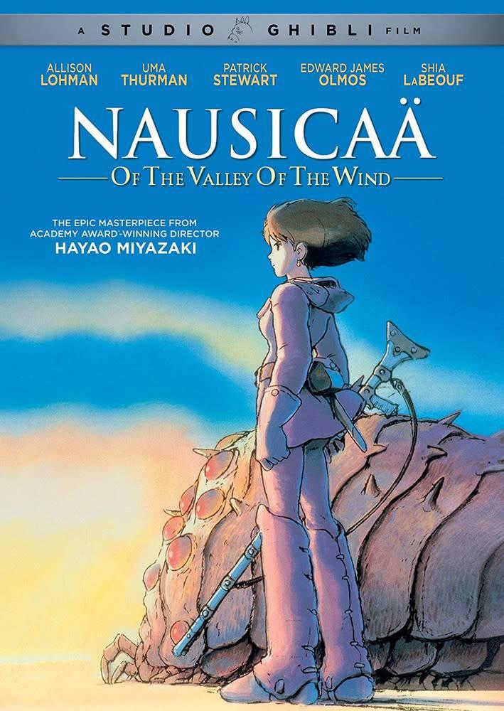Studio Ghibli/GKids Nausicaa of the Valley of the Wind DVD (GKids)