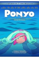 Studio Ghibli/GKids Ponyo DVD (GKids)