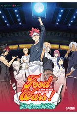 Sentai Filmworks Food Wars! The Second Plate (Season 2) DVD