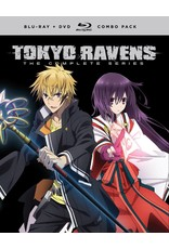 Funimation Entertainment Tokyo Ravens Complete Series Blu-Ray/DVD