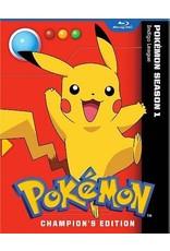 Viz Media Pokemon Indigo League Champion's Edition (Season 1) Blu-Ray