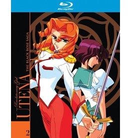 Nozomi Ent/Lucky Penny Revolutionary Girl Utena - The Black Rose Saga Blu-Ray