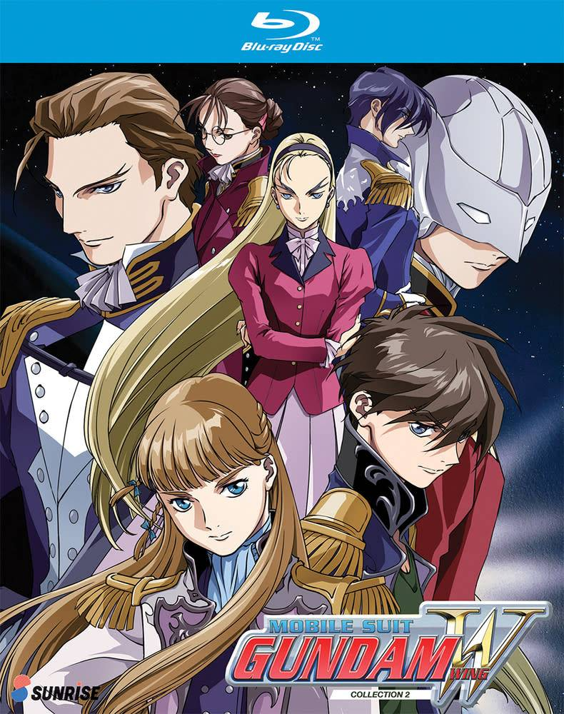 Nozomi Ent/Lucky Penny Gundam Wing Collection 2 Blu-Ray
