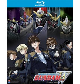 Nozomi Ent/Lucky Penny Gundam Wing Endless Waltz Blu-Ray