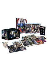Nozomi Ent/Lucky Penny Gundam Wing Collectors Ultra Edition Blu-Ray Set