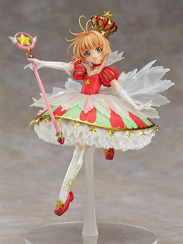 Good Smile Company Sakura Kinomoto 20th Anniversary GSC Figure