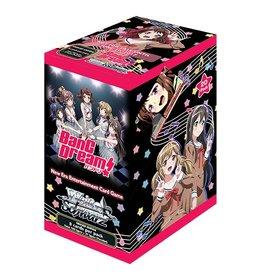 Bushiroad BanG Dream! (Full Booster Box) Weiss Schwarz