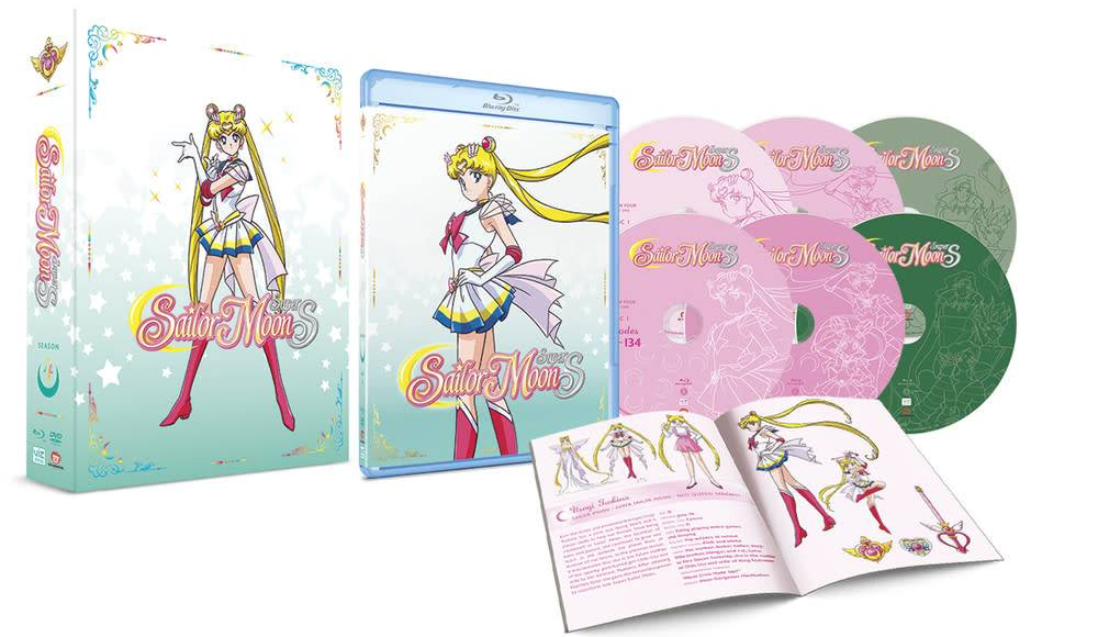Viz Media Sailor Moon Super S Limited Edition