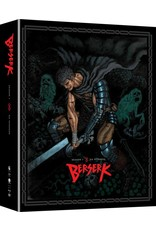 Funimation Entertainment Berserk (2016) Season 1 Blu-Ray/DVD LE