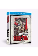 Funimation Entertainment Fairy Tail Collection 11 Blu-Ray/DVD