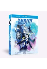Funimation Entertainment Yuri!!! On Ice Blu-Ray/DVD