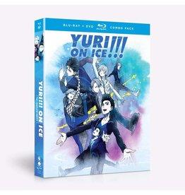 Funimation Entertainment Yuri!!! On Ice Blu-Ray/DVD