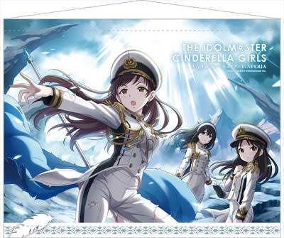 Idolm@ster Cinderella Girls - B2 Wall Scroll: Einferia Part1