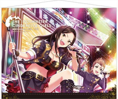 Idolm@ster Cinderella Girls - B2 Wall Scroll: Enjin Part1