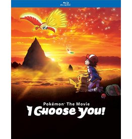 Viz Media Pokemon the Movie: I Choose You! Blu-Ray