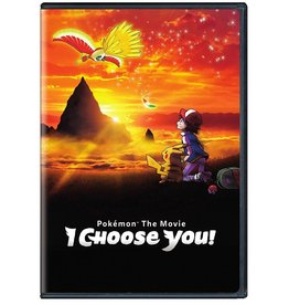 Viz Media Pokemon the Movie: I Choose You! DVD