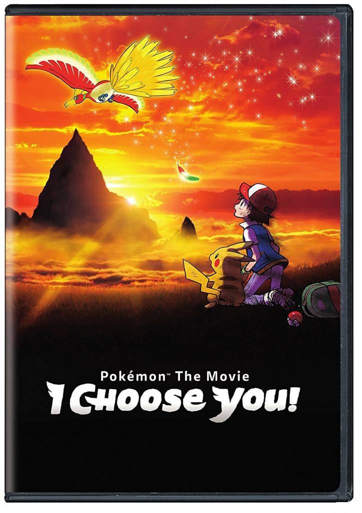 Viz Media Pokemon the Movie: I Choose You! DVD