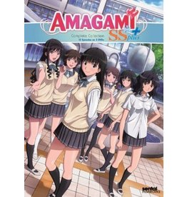 Sentai Filmworks Amagami SS+ Completion Collection DVD*