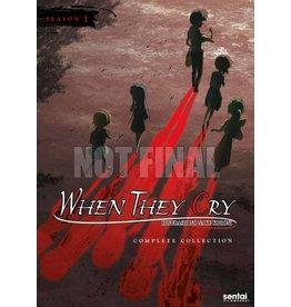 Sentai Filmworks Higurashi - When They Cry Season 1 Complete Collection DVD*