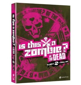 Funimation Entertainment Is This A Zombie? of the Dead DVD*