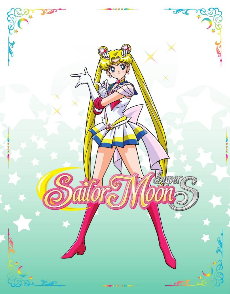 Viz Media Sailor Moon Super S (Season 4) Part 1 Blu-Ray/DVD