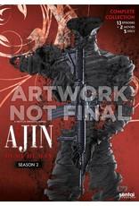 Sentai Filmworks Ajin Season 2 DVD