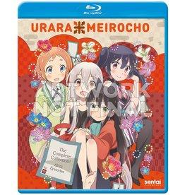 Sentai Filmworks Urara Meirochou Blu-Ray