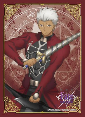 Bushiroad Fate Stay Night Heaven's Feel Card Sleeves