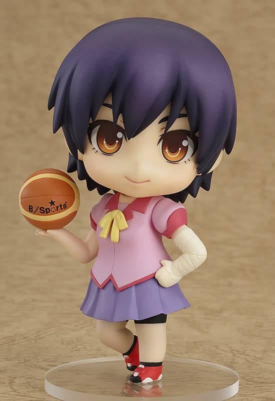 Good Smile Company Bakemonogatari Kanbaru Suruga Nendoroid 384