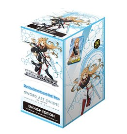 Bushiroad Sword Art Online Ordinal Scale (Full Booster Box) Weiss Schwarz