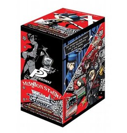 Bushiroad Persona 5 (Full Booster Box) Weiss Schwarz
