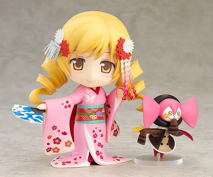 Good Smile Company Mami Tomoe Maiko Vers. Puella Magi Madoka Magica Rebellion Nendoroid 770