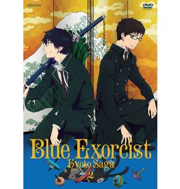 Aniplex of America Inc Blue Exorcist Kyoto Saga Vol. 2 DVD