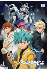 Nozomi Ent/Lucky Penny Mobile Suit Gundam AGE Collection 1 DVD
