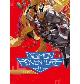 Digimon Adventure tri Loss DVD