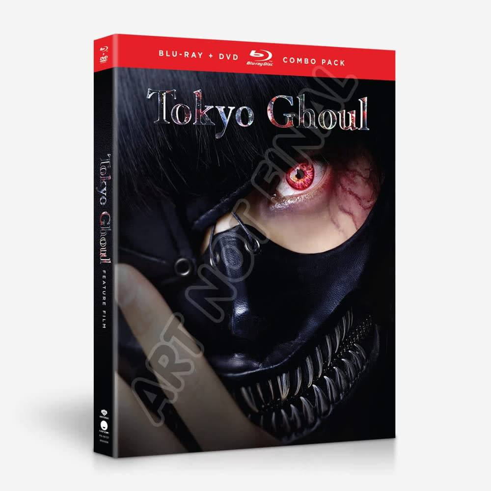 Funimation Entertainment Tokyo Ghoul the Movie Blu-Ray/DVD